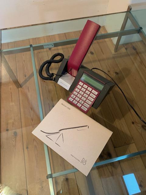 B&O 電話機